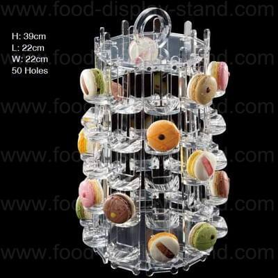 Macaron tower stand