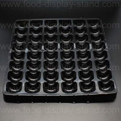 macaron blister packaging-bottom tray