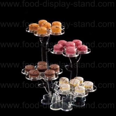 French macaron display stand