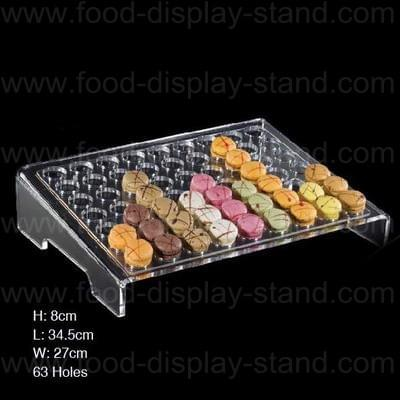 Macaron displays